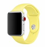 Eiroo Apple Watch Sarı Spor Kordon