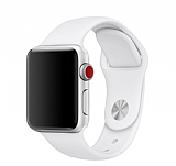 Eiroo Apple Watch Beyaz Spor Kordon (42 mm)