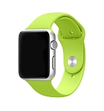 Eiroo Apple Watch Yeşil Spor Kordon (38 mm)