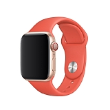 Eiroo Apple Watch Turuncu Spor Kordon (38 mm)