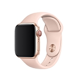 Eiroo Apple Watch Pembe Spor Kordon (38 mm)