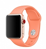 Eiroo Apple Watch Turuncu Spor Kordon