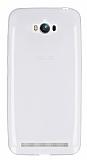 Eiroo Asus ZenFone Max Ultra �nce �effaf Silikon K�l�f
