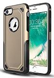 Eiroo Binary iPhone 6 / 6S Ultra Koruma Gold Kılıf