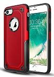 Eiroo Binary iPhone 6 / 6S Ultra Koruma Kırmızı Kılıf