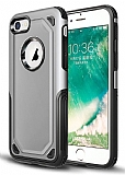 Eiroo Binary iPhone 6 / 6S Ultra Koruma Silver Kılıf