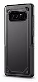 Eiroo Binary Samsung Galaxy Note 8 Ultra Koruma Siyah Kılıf
