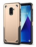 Eiroo Binary Samsung Galaxy S9 Ultra Koruma Gold Kılıf