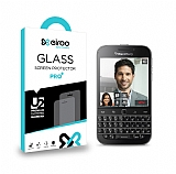 Eiroo BlackBerry Q20 Tempered Glass Cam Ekran Koruyucu