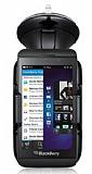 Eiroo Blackberry Z10 Siyah Araç Tutucu