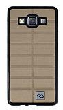 Eiroo Bloka Samsung Galaxy A5 Gold Silikon Kılıf
