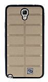 Eiroo Bloka Samsung Galaxy N7500 Note 3 Neo Gold Silikon K�l�f