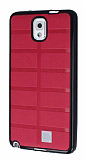 Eiroo Bloka Samsung N9000 Galaxy Note 3 Pembe Silikon K�l�f