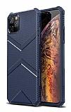 Eiroo Blow iPhone 11 Pro Ultra Koruma Lacivert Kılıf