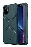 Eiroo Blow iPhone 11 Ultra Koruma Yeşil Kılıf