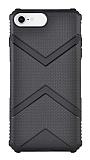 Eiroo Blow iPhone 7 / 8 Ultra Koruma Siyah Kılıf