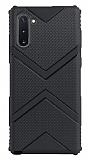 Eiroo Blow Samsung Galaxy Note 10 Ultra Koruma Siyah Kılıf