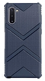Eiroo Blow Samsung Galaxy Note 10 Ultra Koruma Lacivert Kılıf