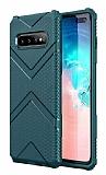 Eiroo Blow Samsung Galaxy S10 Ultra Koruma Yeşil Kılıf