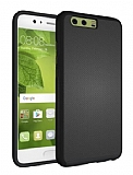 Eiroo Body Thin Huawei P10 360 Derece Koruma Siyah Rubber Kılıf