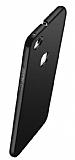 Eiroo Body Thin Huawei P10 Lite 360 Derece Koruma Siyah Rubber Kılıf