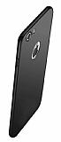 Eiroo Body Thin iPhone 7 / 8 360 Derece Koruma Siyah Rubber Kılıf