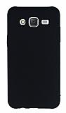 Eiroo Body Thin Samsung Galaxy J7 2016 360 Derece Koruma Siyah Rubber Kılıf