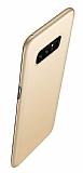 Eiroo Body Thin Samsung Galaxy Note 8 360 Derece Koruma Gold Rubber Kılıf