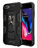 Eiroo Built iPhone SE 2020 Ultra Koruma Siyah Kılıf