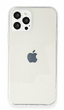 Eiroo Camera Protect iPhone 11 Pro Kamera Korumalı Şeffaf Silikon Kılıf