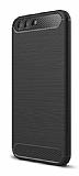 Eiroo Carbon Shield Asus ZenFone 4 ZE554KL Ultra Koruma Siyah Kılıf