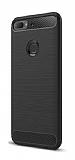 Eiroo Carbon Shield HTC Desire 12 Plus Ultra Koruma Siyah Kılıf