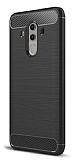 Eiroo Carbon Shield Huawei Mate 10 Pro Ultra Koruma Siyah Kılıf