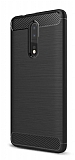 Eiroo Carbon Shield Nokia 8 Ultra Koruma Siyah Kılıf
