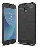 Eiroo Carbon Shield Samsung Galaxy J5 Pro 2017 Ultra Koruma Siyah Kılıf