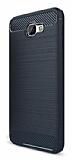 Eiroo Carbon Shield Samsung Galaxy J7 Prime Ultra Koruma Lacivert Kılıf