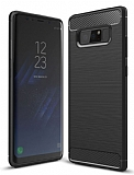 Eiroo Carbon Shield Samsung Galaxy Note 8 Ultra Koruma Siyah Kılıf