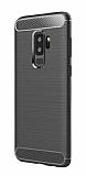 Eiroo Carbon Shield Samsung Galaxy S9 Plus Ultra Koruma Siyah Kılıf