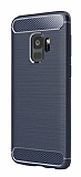 Eiroo Carbon Shield Samsung Galaxy S9 Ultra Koruma Lacivert Kılıf