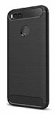 Eiroo Carbon Shield Xiaomi Mi 5X Ultra Koruma Siyah Kılıf