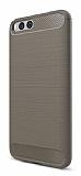 Eiroo Carbon Shield Xiaomi Mi 6 Ultra Koruma Gri Kılıf