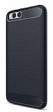 Eiroo Carbon Shield Xiaomi Mi 6 Ultra Koruma Lacivert Kılıf