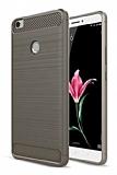 Eiroo Carbon Shield Xiaomi Mi Max Ultra Koruma Dark Silver Kılıf