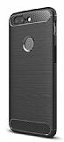 Eiroo Carbon Shield Xiaomi OnePlus 5T Ultra Koruma Siyah Kılıf