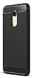 Eiroo Carbon Shield Xiaomi Redmi Note 5 / Redmi 5 Plus Ultra Koruma Siyah Kılıf