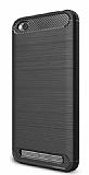Eiroo Carbon Shield Xiaomi Redmi 5A Ultra Koruma Siyah Kılıf