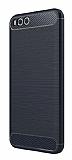 Eiroo Carbon Shield Xiaomi Mi Note 3 Ultra Koruma Lacivert Kılıf