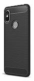 Eiroo Carbon Shield Xiaomi Redmi S2 Ultra Koruma Siyah Kılıf