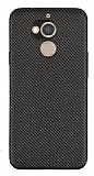 Eiroo Carbon Thin General Mobile GM 8 Ultra İnce Siyah Silikon Kılıf