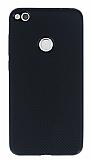Eiroo Carbon Thin Huawei P9 Lite 2017 Ultra İnce Siyah Silikon Kılıf